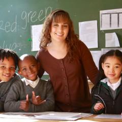 Student teaching, internship, South Africa, Cape Town
