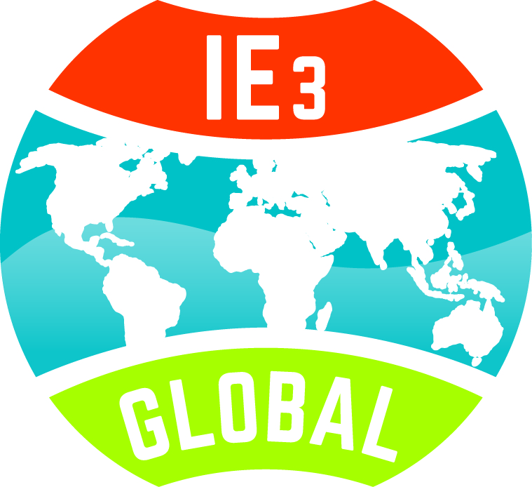 IE3 Global internship logo