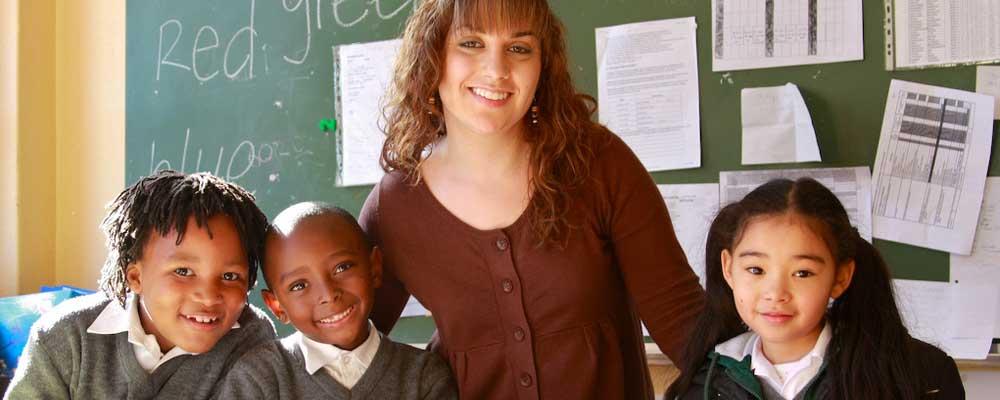 Education Internship South Africa