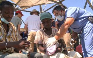 public health program South Africa
