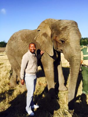 Andrew Ndwanya VACorps Cape Town Interview