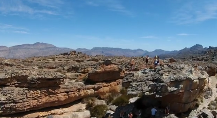 Vacorps Lorin Anderberg Cederberg travel Video Cape Town