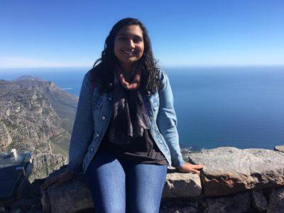 Madhavi Public health internship VAC Cape Town