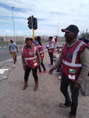 Public health internship in South Africa