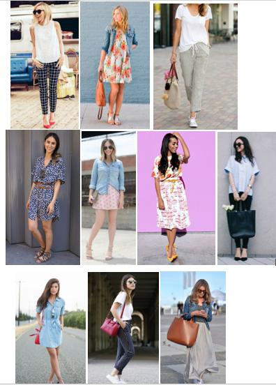Summer Casual Dress Code