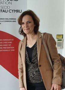 Liz Morris - nursing internship South Africa program coordinator